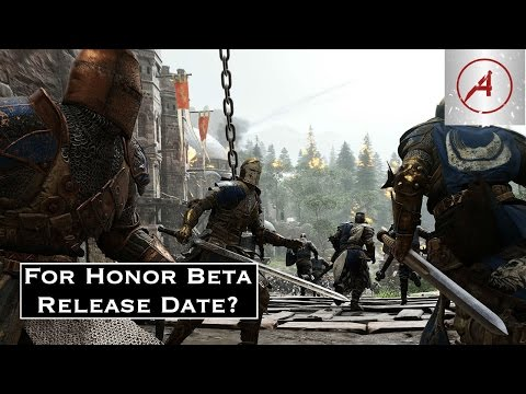 FOR HONOR Cinematic Trailer - Beta Release (XBOX ONE/PS4/PC) | FunnyCat.TV