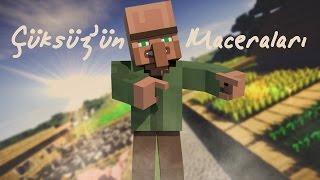 Minecraft Dizi - Çüksüz
