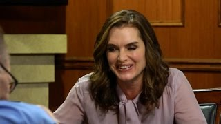'The Blue Lagoon' Is Like Nickelodeon In Today's Standards | Brooke Shields | Larry King Now Ora TV