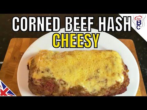 How To Make Corned Beef Hash Recipe - British Food - British Cook - Budget Cooking