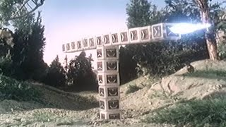 Gerry Anderson's Terrahawks ZELDA'S CUBES vrs BATTLETANK, BATTLE