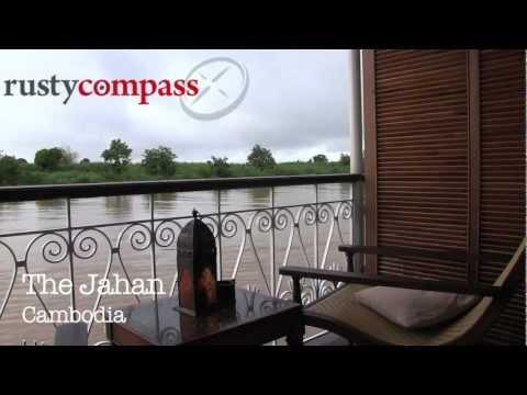 Mekong River Cruising - The Jahan in real life