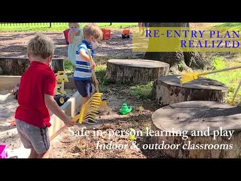 Westfield Friends School - Re-Entry Plan Realized