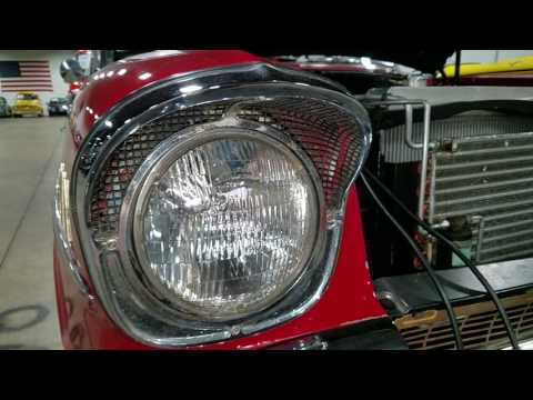 1957 Chevrolet Bel-Air auto inspection appraisal Detroit 800