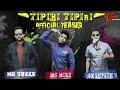TIPIRI TIPIRI   Music Video Teaser 2017   by MC Mike, MC Uneek, Om Sripathi - TeluguOne