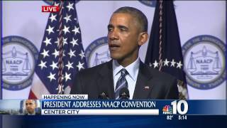 Obama Gives Big Shout Out to Van Jones