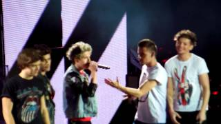 One Direction - Loved You First O2 Arena 24-2-13 (matinee) HD