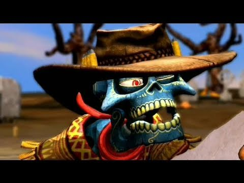Kinect: The Gunstringer - GDC 2011: First Gameplay Preview Showcase (2011) XBLA | HD