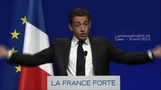 Sarkozy lance un appel aux électeurs FN et du centre