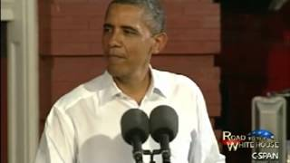 Obama: If You've Been Successful You Didn't Get There On Your Own