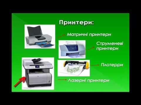 """""""Периферійні пристрої"""" Чуба А.С. Жашків"""