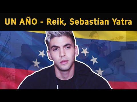 Por Venezuela ... Un Año - Sebastian Yatra, Reik ( Cover )