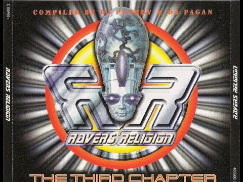 Ravers Religion - The Third Chapter - Disc 1