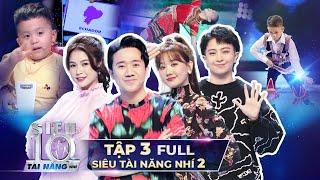 Siêu Tài Năng Nhí Mùa 2 Tập 3 Full HD