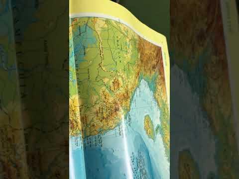 Hướng dẫn đọc Atlat địa lý Việt Nam - Bài 11-12 Thiên nhiên phân hoá đa dạng