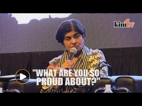 Ambiga: Money from GST comes from us, what are they so proud about?