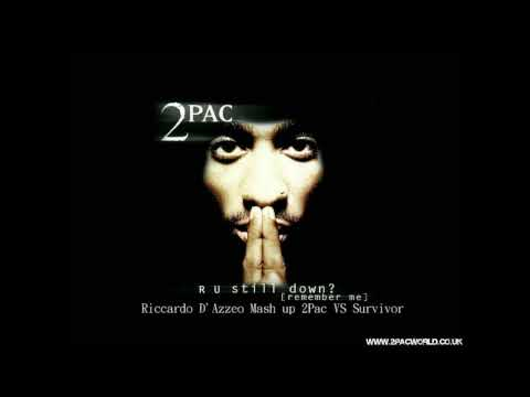 2pac feat Survivor- Eye of the tiger Mash Up