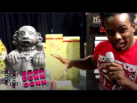 Austin Creed Experiences Legends Of The Hidden Temple At VidCon! — Expansion Pack
