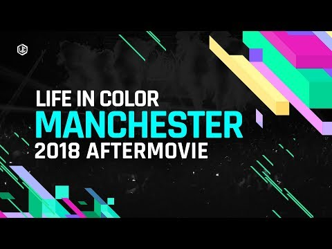 LIC Manchester, UK  - OFFICAL AFTERMOVIE - 02/03/18