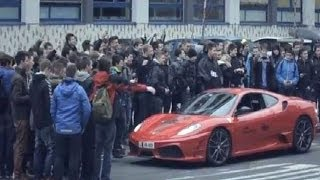 Supercar Surprise! - Top Gear Top 41 launches in Slovenia - Top Gear - BBC Knowledge