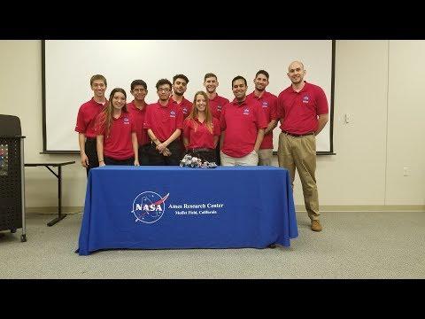 Our incREDible NASA NCAS 2017 Experience