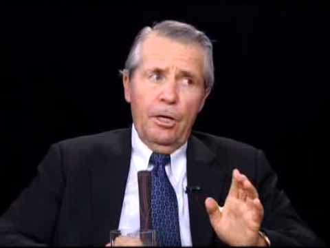 Gary Player Sits Down With Charlie Rose