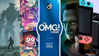 The Omg! Hour 284 - Shadow Of The Colossus | Ok K.o Let's Be Heroes