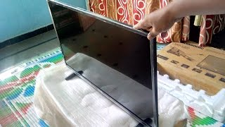 Unboxing Panasonic 32 Inch LED HD TV TH 32C350DX Review