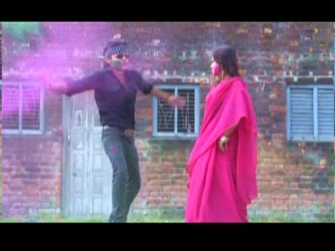 Vipin Singh Actor Holi Song Clip