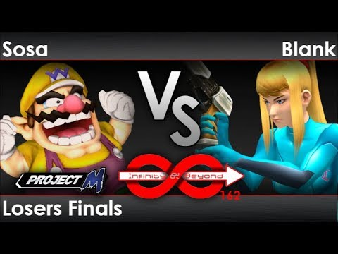 IaB! 162 - R3   Sosa (Wario) vs Blank (ZSS) Losers Finals - PM