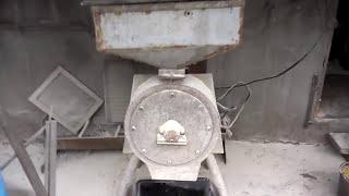 видео Мельница для зерна