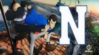 Lupin III Mon Amour - L'avventura Italiana (Calibro 35) [Alternative Opening]