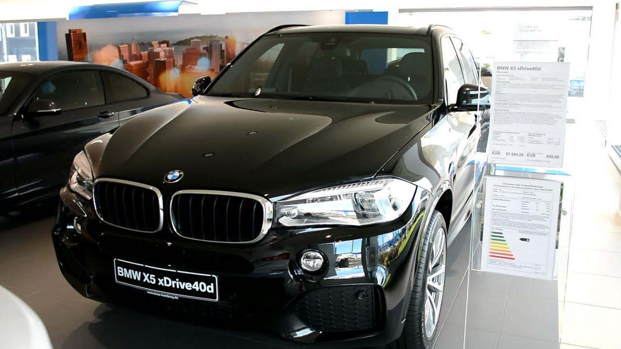 2015 New Bmw X5 Xdrive 40d With M Sport Package F15 Youtube