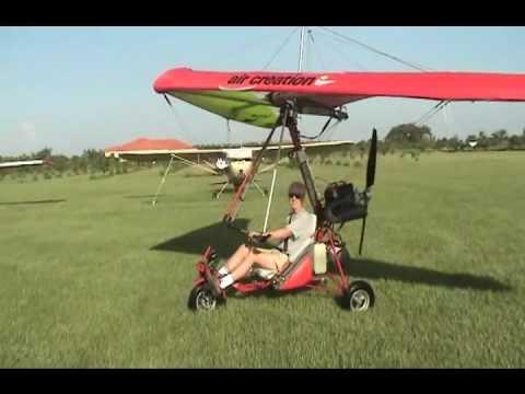 UltraLight Trike TakeOffs
