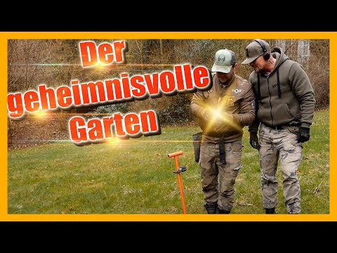 Der geheimnisvolle Garten - German Treasure Hunter Episode 3 / 2018