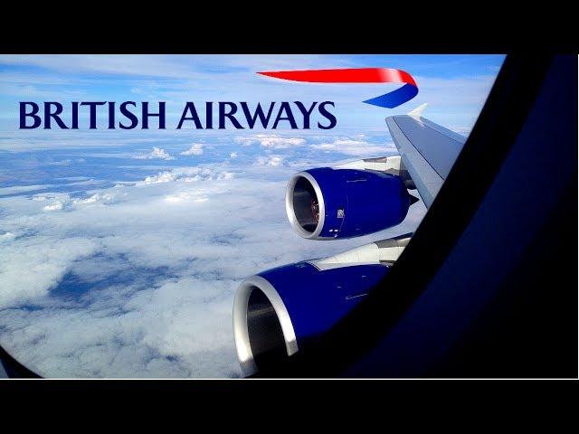 British Airways | A380 | London Heathrow ✈ Los Angeles (LAX) | Club World |