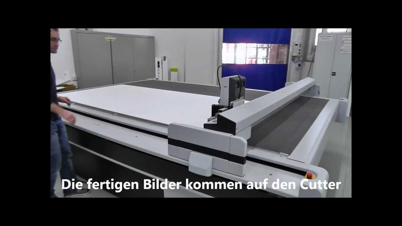 Flyerline Hinter Den Kulissen Vol 1 Making Of Wandbild