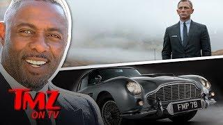 Idris Elba The Next Bond?! | TMZ TV