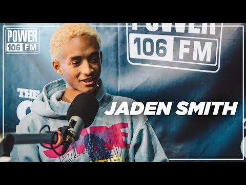 Jaden Smith on Releasing Two New s Will Smith Logic & ICON