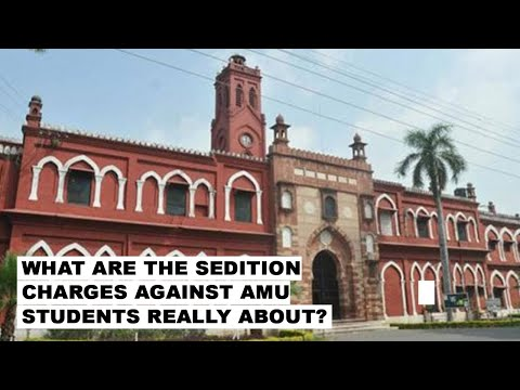 What are the sedition charges against AMU students really about? Mp3