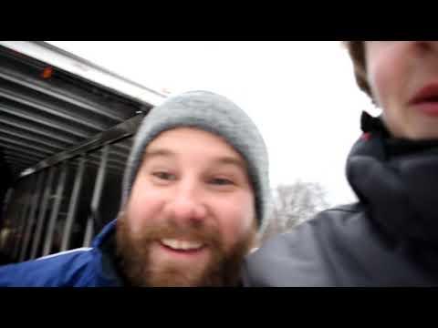 Mercer Snowmobile Trip 2018