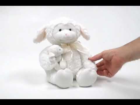 GUND Nurserytime Lena Lamb