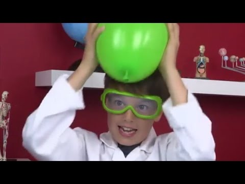 AWESOME SCIENCE COMPILATION: Static Electricity, Balloons and MORE ⚗⚠️ Fun Science for Kids⚗⚠️