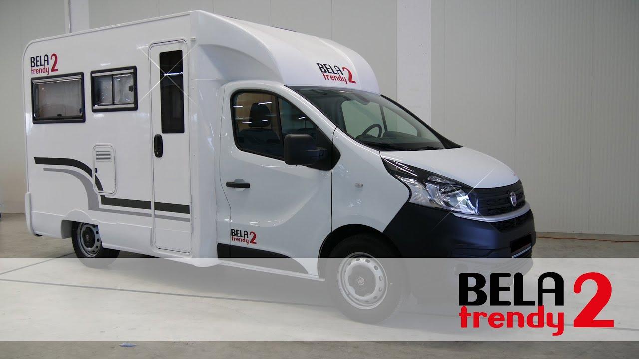Wohnmobil BELA trendy 8➨ STADTMOBIL nur 8,8m mit PKW-Charakter !!