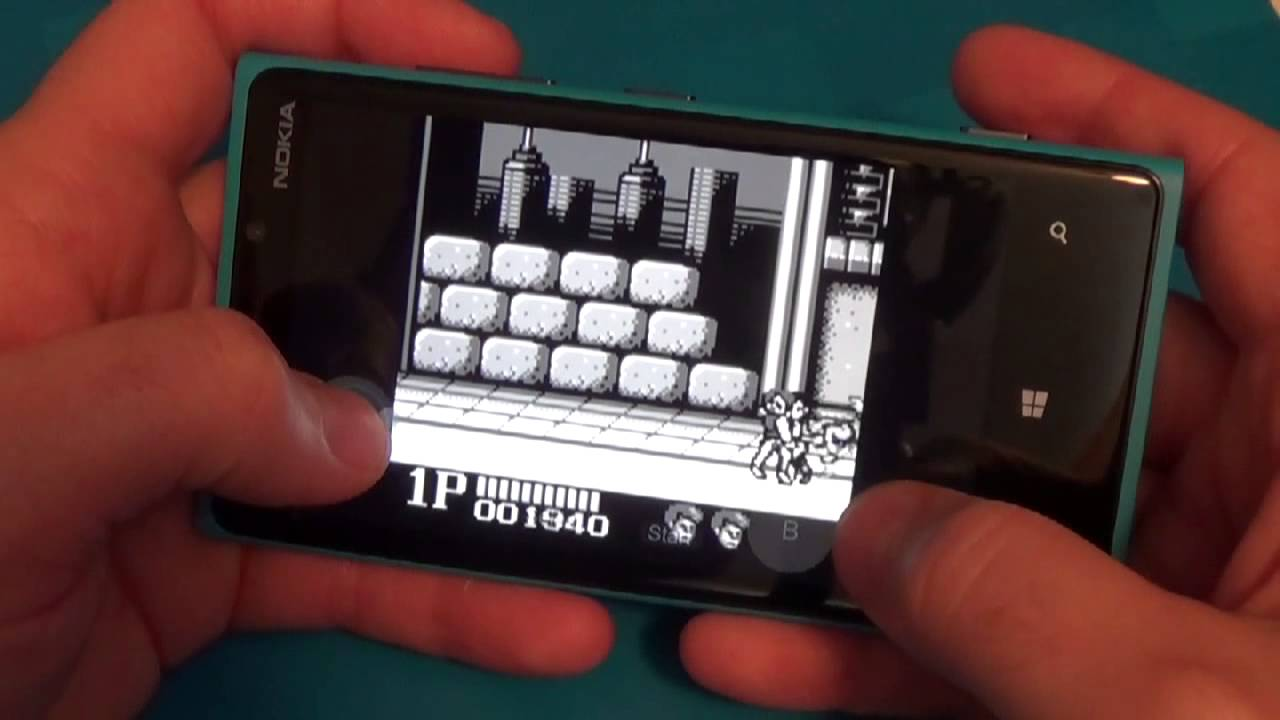Gameboy color emulators - Vgbc8 Gameboy Color Emulator For Windows Phone 8