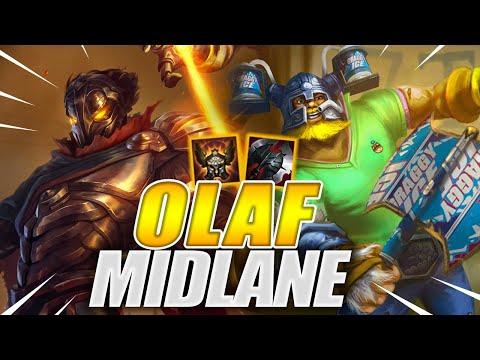 Vidéo d'Alderiate : [FR] LE VIKING EN MIDLANE - 8.19 - DIAMANT 1