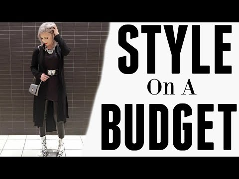 HOW-TO LOOK STYLISH ON A BUDGET: tips from a stylist