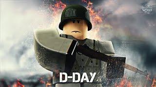 Roblox D-Day - Omaha Beach
