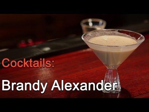 Brandy Alexander - mahlzeit.tv: Cocktails