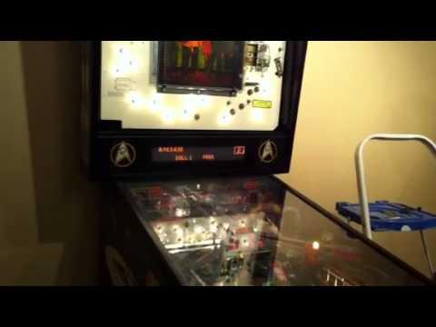 Pinball sound video